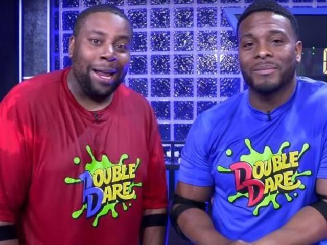 'SNL' Star Kenan Thompson Reunites With 'All That' Partner Kel Mitchell for 'Double Dare'
