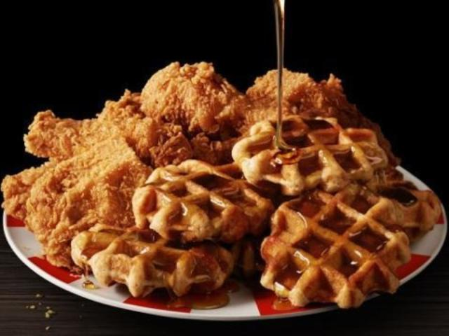 KFC Raises the Bar With New Chicken and Waffles Meal