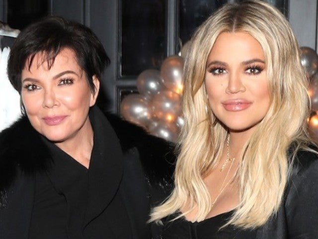 Khloe Kardashian, Kris Jenner Send Messages to Firefighters Amid California Wildfires