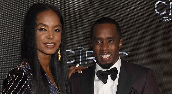 Kim Porter Diddy getty images