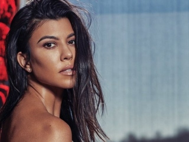 Kourtney Kardashian Strikes a Pose in Costa Rica With Daughter Penelope, Niece North