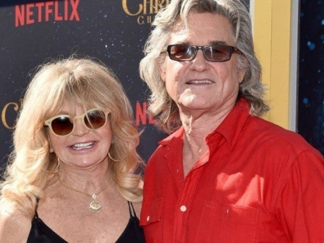 Kurt Russell and Goldie Hawn Split Rumors Debunked