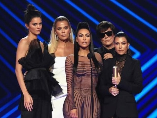 Kim Kardashian Accepts People's Choice Award With Family Amid California Wildfires: 'Our Hearts Are Broken'
