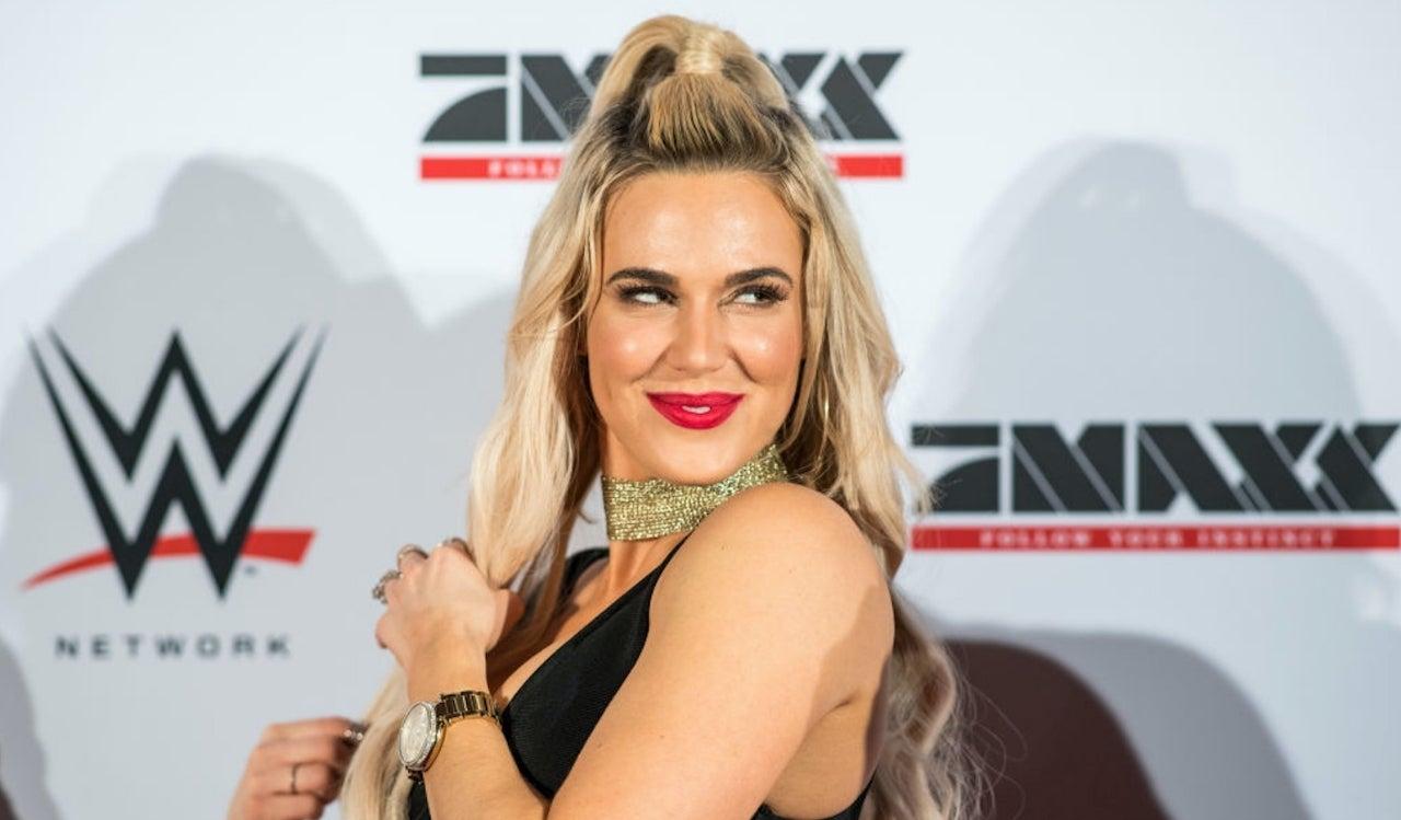 Lana WWE Total Divas