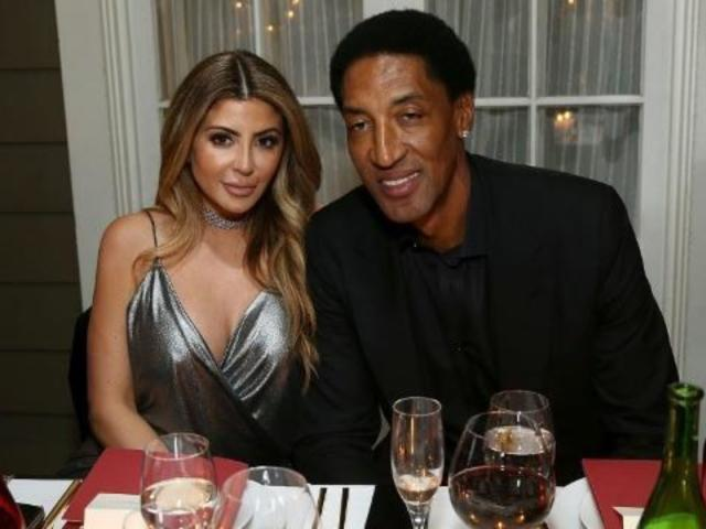 NBA Legend Scottie Pippen's Wife Larsa Pippen Files for Divorce