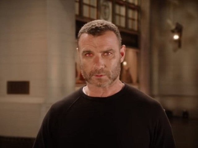First-Time 'SNL' Host Liev Schreiber Is Possessed by a Ghost in New Promo