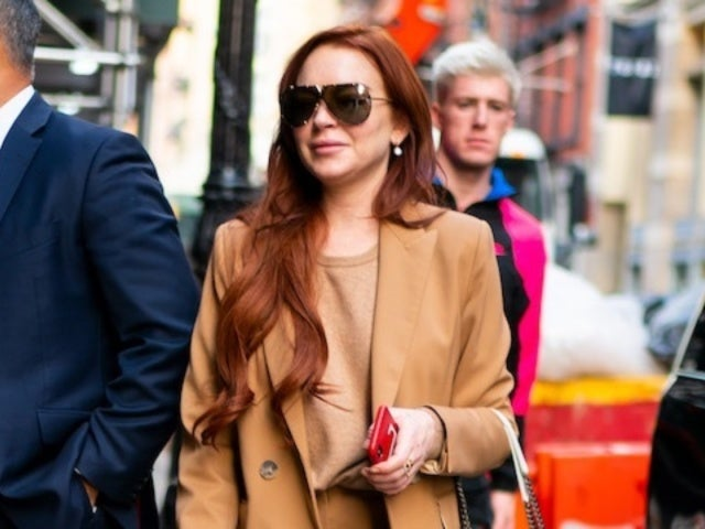 MTV Ditches 'Lindsay Lohan: Paradise Boss' Show Name and Trademark at the Last Minute