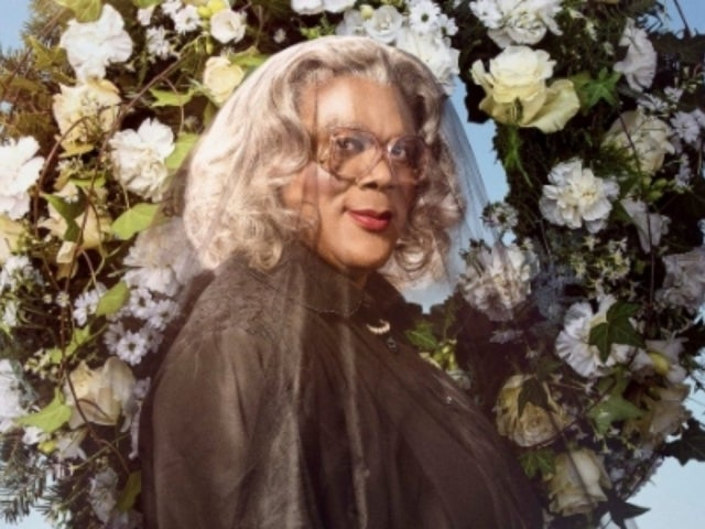 'A Madea Family Funeral': Tyler Perry Mourns in Grim New Photo