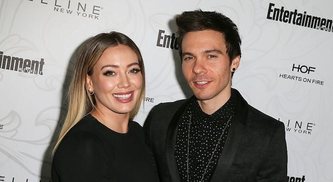 matthew-koma-hilary-duff_getty-David Livingston : Contributor