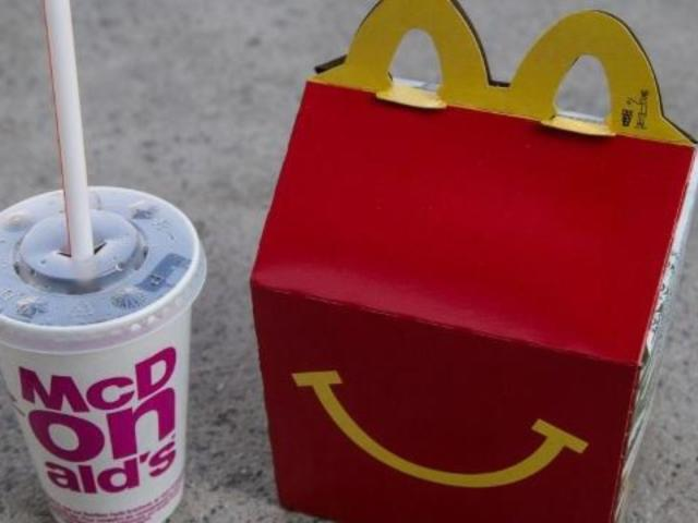 McDonald's Makes Another Change to Happy Meals