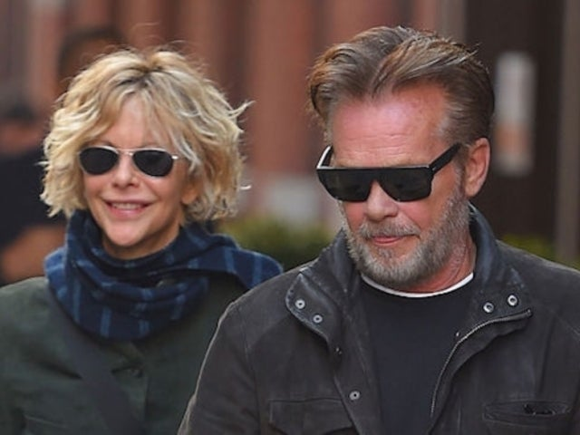 Meg Ryan Flashes Engagement Ring From John Mellencamp on Red Carpet