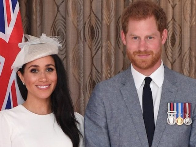 Prince Harry and Meghan Markle Reportedly Moving out of Kensington Palace