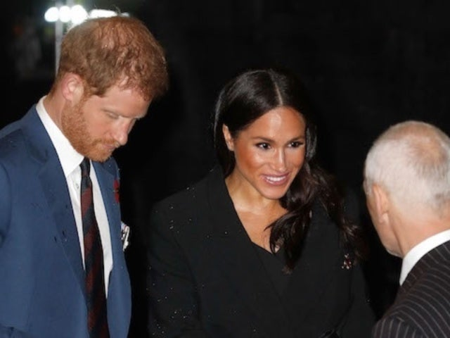 Meghan Markle Steps out With Prince Harry, Prince William and Kate Middleton for Remembrance Day Ceremony