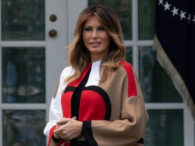 First Lady Melania Trump Teams up With Demi Lovato's Mother to Fight Opioid Crisis