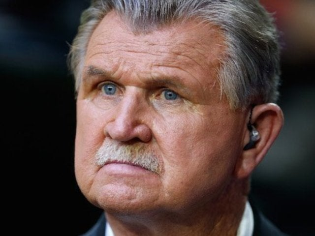 NFL Legend Mike Ditka Hospitalized Following Heart Attack