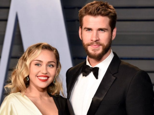 Miley Cyrus and Liam Hemsworth Mark Valentine's Day With New Photos From Their Secret Wedding
