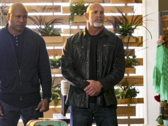 WWE Legend Goldberg Returning to 'NCIS: Los Angeles'