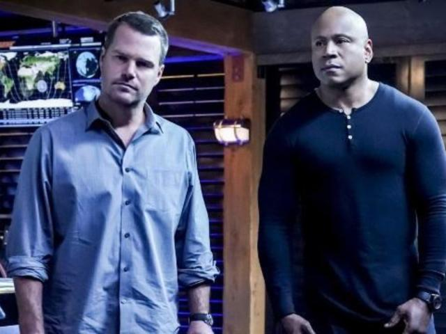 'NCIS: LA' Unveils First Look at 'JAG' Star David James Elliott's Return