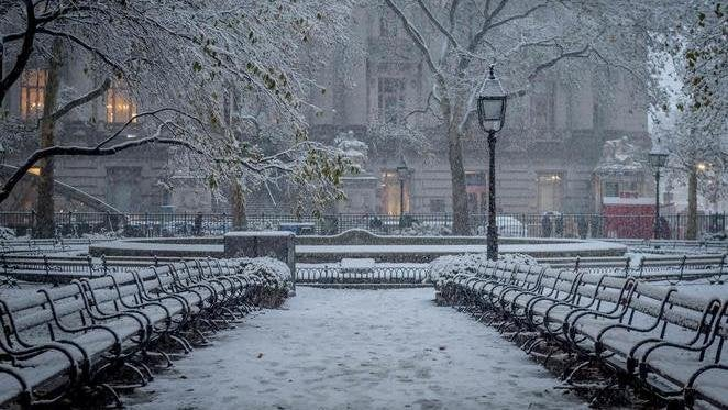 new-york-snow-thanksgiving-snow-GettyImages-1062291598-2
