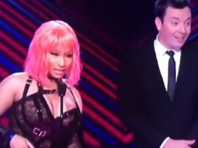 Nicki Minaj Throws Fans off Guard With Steamy Remark About Michael B. Jordan at People's Choice Awards