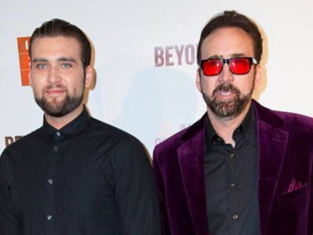 Nicolas Cage Bails Son out of Child Support Bind After Messy Divorce
