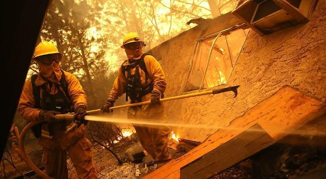 paradise fire california getty images