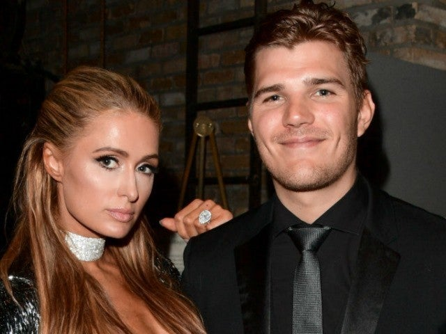 Paris Hilton Speaks out About Chris Zylka Breakup on 'The Talk'