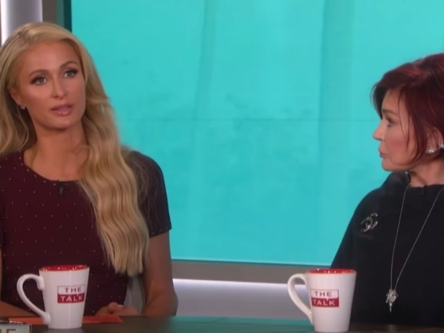 Paris Hilton Opens up About Identity Theft and Break-ins on 'The Talk'