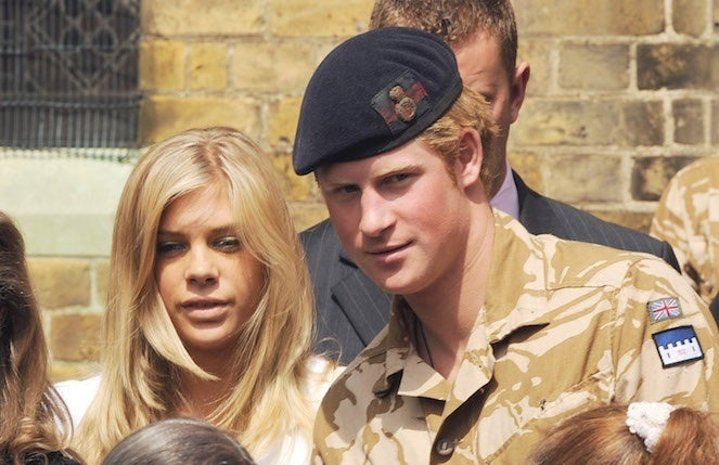 prince-harry-chelsy-davy_getty-Anwar Hussein : Contributor