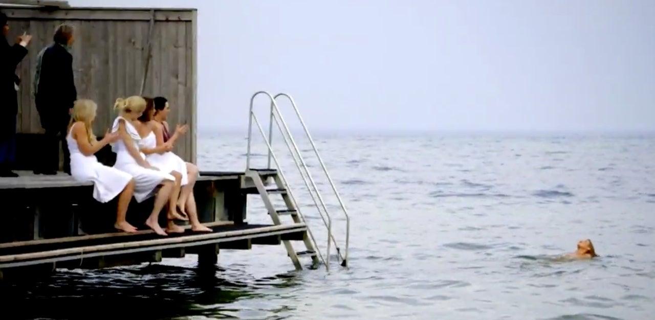 RHOD skinny dipping photo