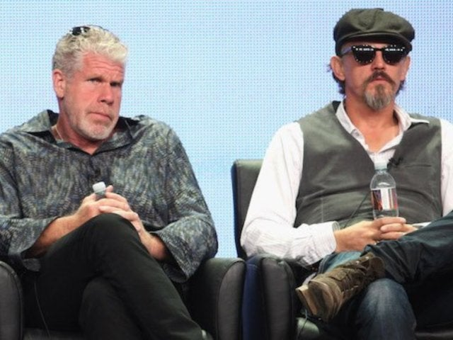 'Sons of Anarchy' Stars Ron Perlman and Tommy Flanagan Rip Donald Trump for California Wildfires Response