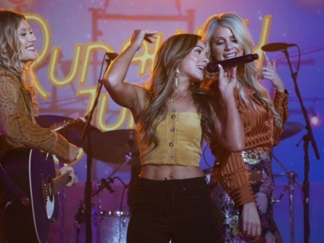 Runaway June Perform 'Buy My Own Drinks' on 'Today'