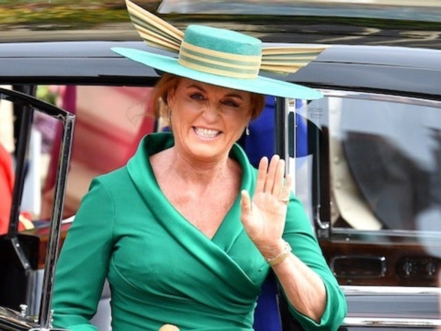 Sarah Ferguson Reveals Why Prince Harry and Meghan Markle's Wedding Was 'Nerve-Wracking'