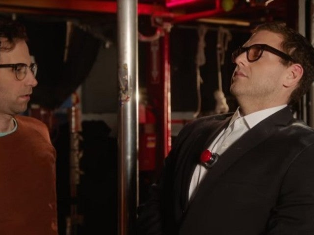 'SNL' Host Jonah Hill Turns Into a Robot for New Promo