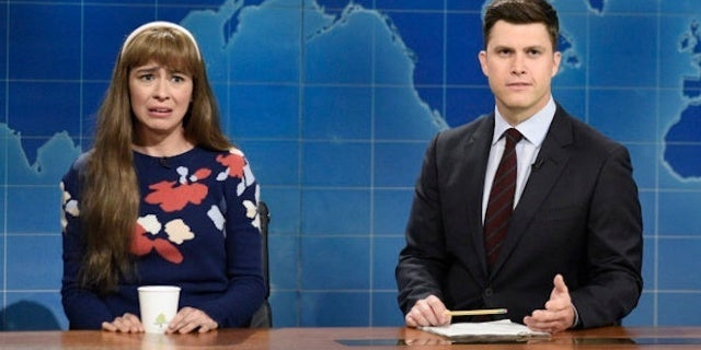 saturday-night-live-snl-law-and-roder-svu-Melissa-Villasenor-Colin-Jost