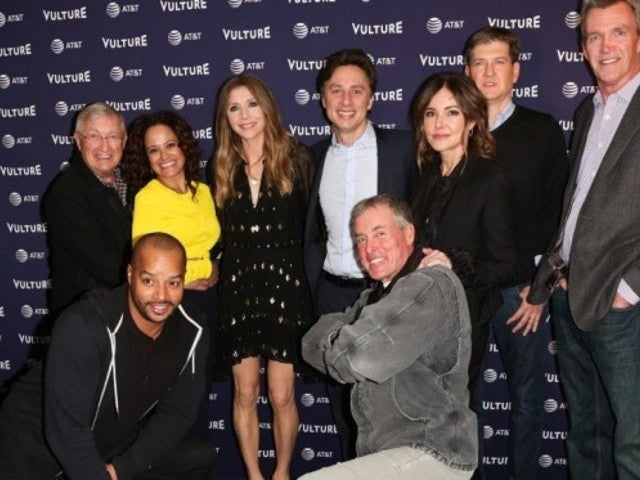 'Scrubs' Cast Teases 'Season 10' in New Reunion Photo
