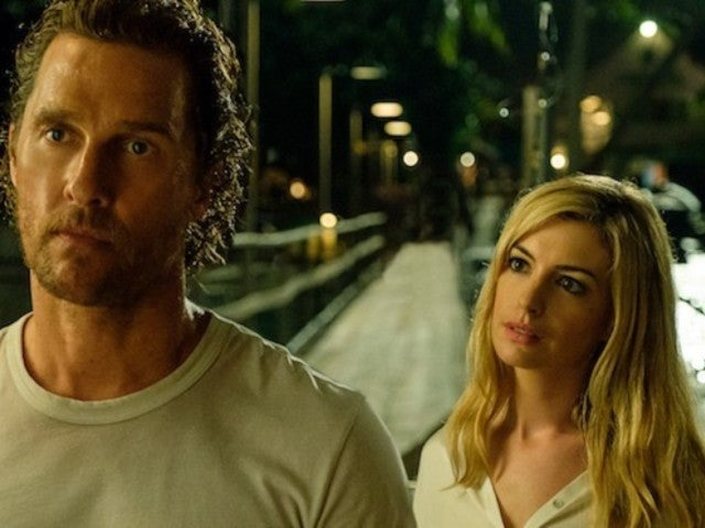 Anne Hathaway Asks Matthew McConaughey to Kill Her Husband in New 'Serenity' Trailer