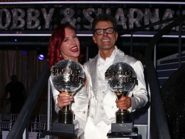 Bobby Bones: Sharna Burgess Reveals Disney Throwback With 'Dancing With the Stars' Partner