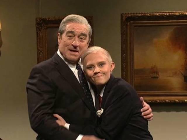'SNL': Robert De Niro Returns as Robert Mueller in Cold Open