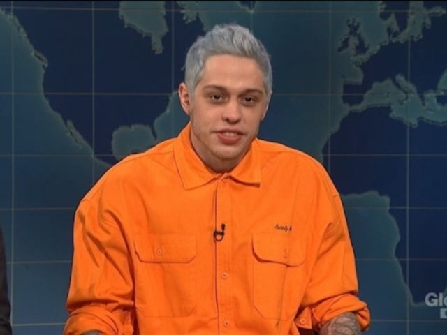 'SNL' Star Pete Davidson Under Fire After Mocking Republican Veteran Who Lost His Eye