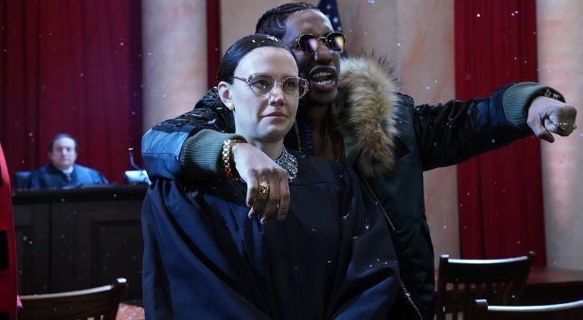 snl ruth bader ginsburg rap nbc