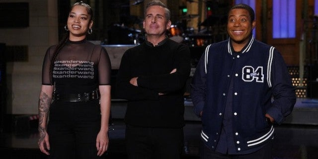 snl-steve-carell-kenan-thompson-ella-mai-saturday-night-live