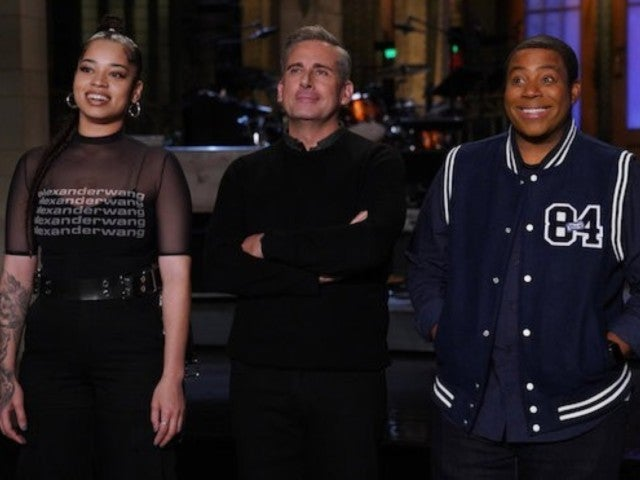 'SNL': Steve Carell Tries His Standup Act on Kenan Thompson in New Promo