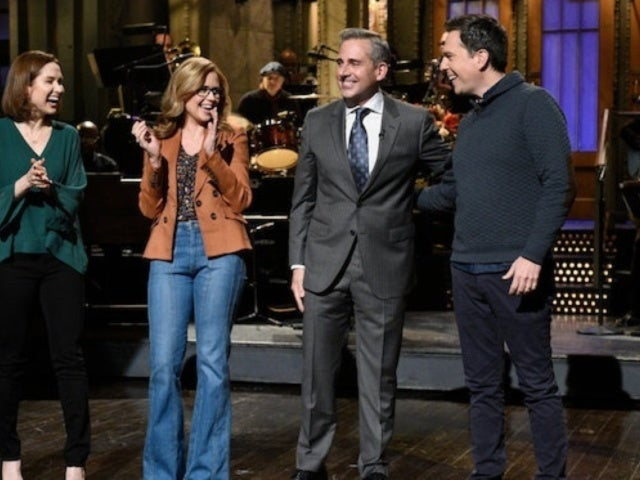 'The Office' Fans Lose It Over 'SNL' Reunion