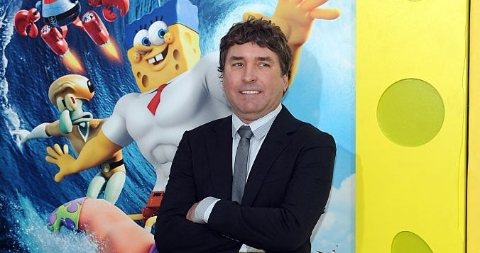 Stephen-Hillenburg-getty-brad-barket