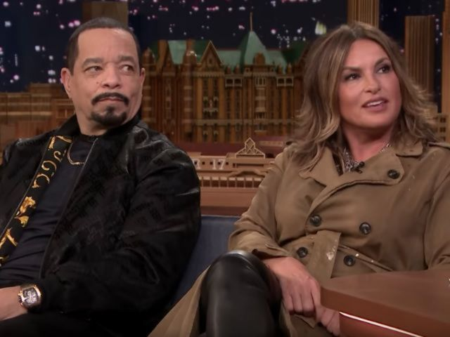 'Law & Order: SVU' Star Mariska Hargitay Confesses She Was Nervous About Meeting Co-Star Ice-T