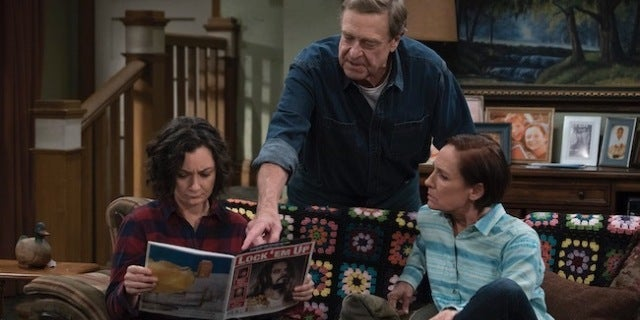 ' The Conners' Hits Series Low in Tuesday Night Ratings