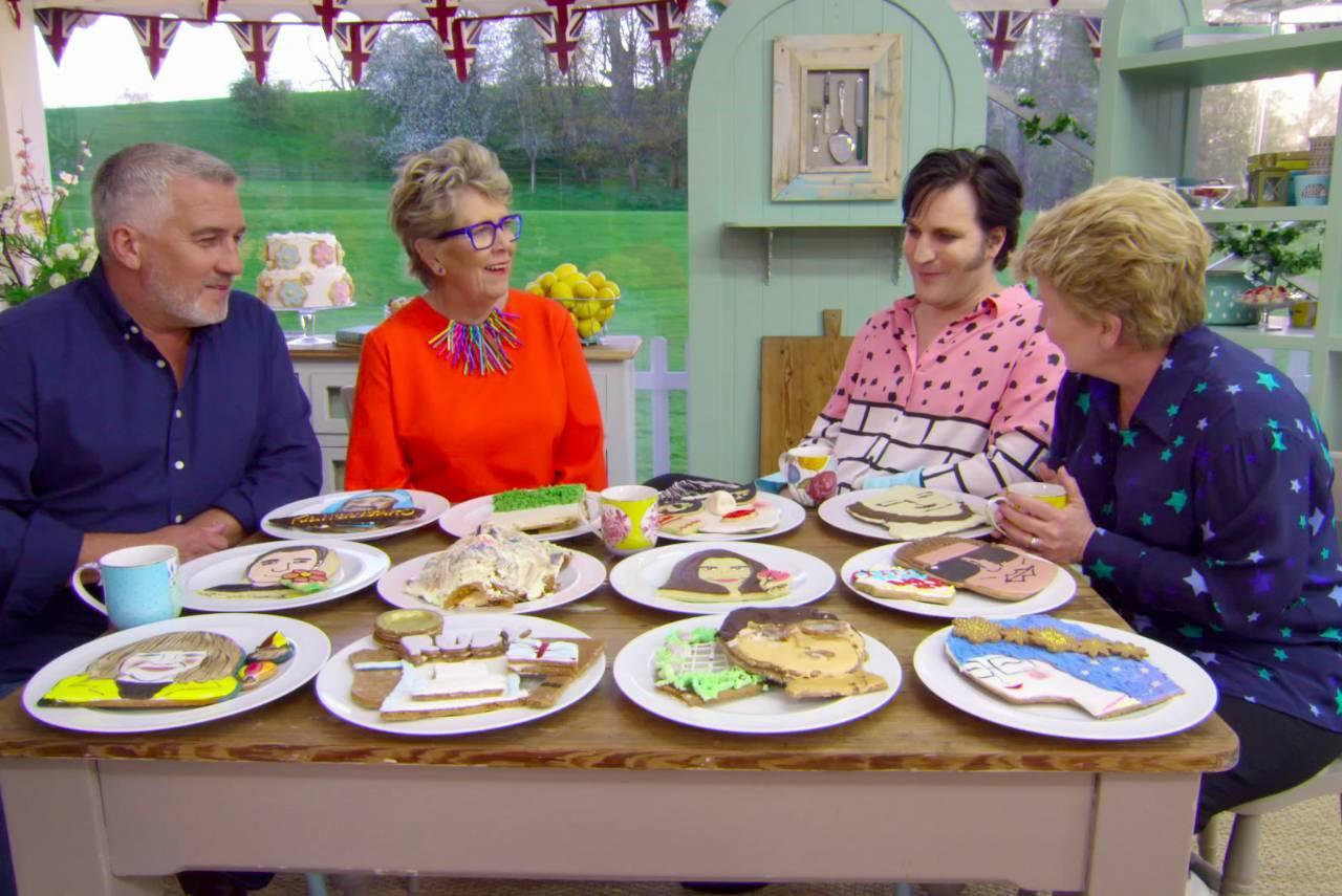 The Great British Baking Show- Holidays