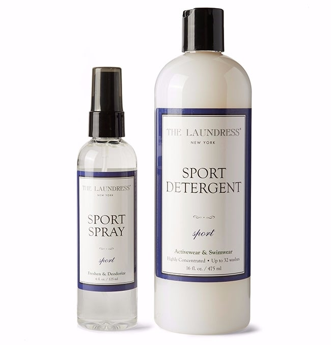 The Laundress Sport Detergent and Spray Duo