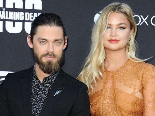 'The Walking Dead' Star Tom Payne Engaged